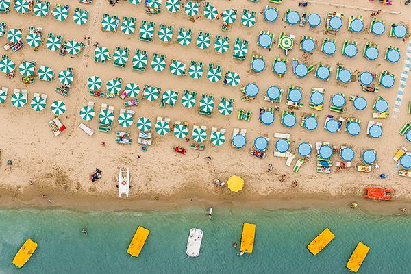 """Aerial Views Adria 01"". Shortlist: Travel, Professional."