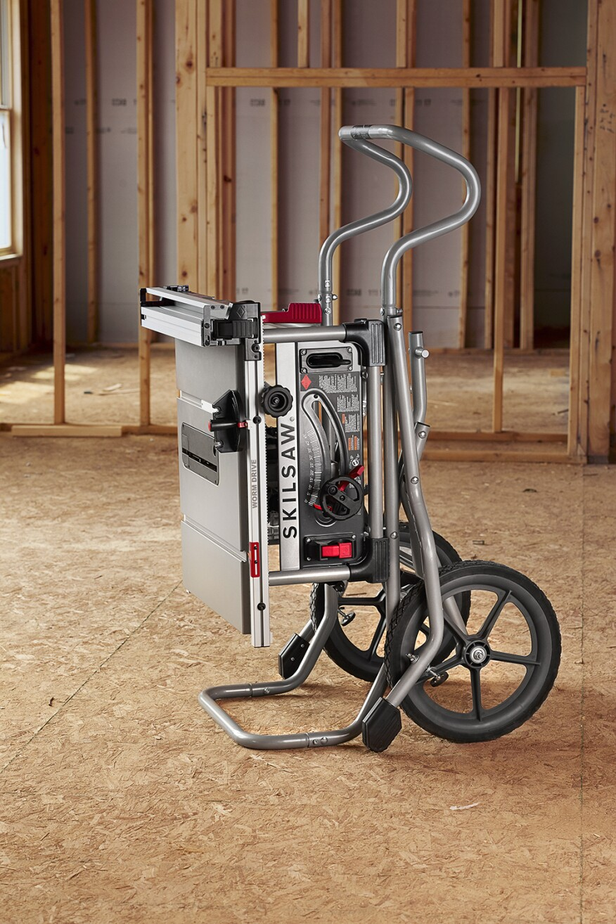 Skilsaw 39 S Newest Heavy Duty Worm Drive Table Saw Tools Of The Trade Table Saws Power Tools