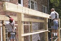 Building a Freestanding Deck
