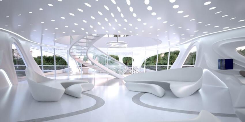 Unique Circle Yachts by Zaha Hadid Architects for Blohm+Voss Shipyards.