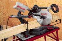 Toolbox: New Bosch Sliding Compound-Miter Saw