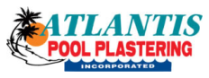 Atlantis Pool Plastering, Inc. Logo