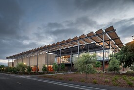 Stanford University's Central Energy Facility