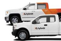 Hybrid Pickup Truck