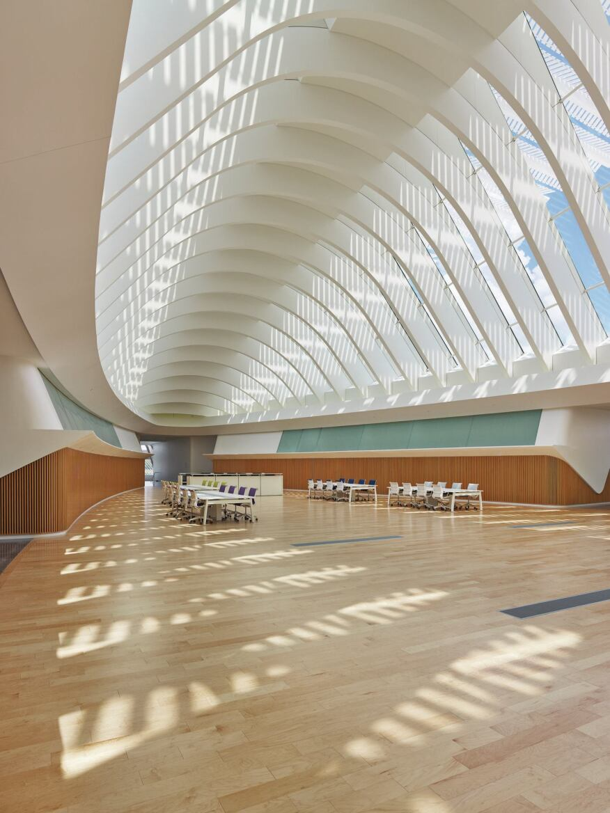 Florida Polytechnic University Designed By Santiago