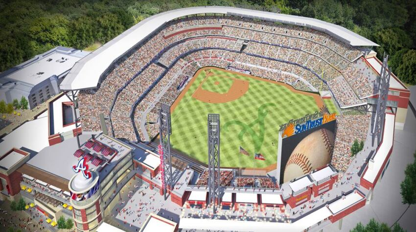 Morning News Roundup: Atlanta Braves Break Ground on Stadium