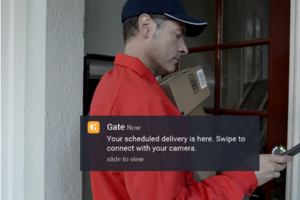New Product Aims to Deter Package Thefts from Homes