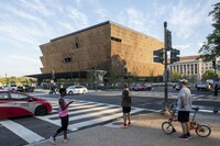 Peek into the New National Museum of African American History and Culture