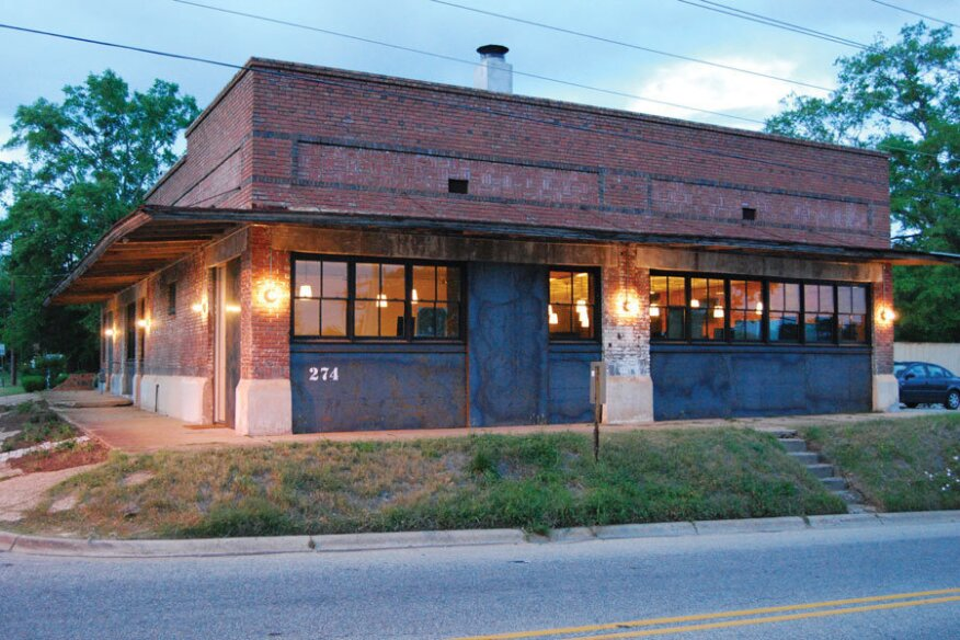 Getting Creative With The Adaptive Reuse Of A 1920s