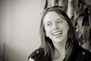 Managing editor Jennifer Lash.