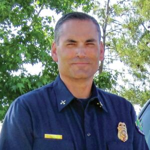 Rick Vogt is the emergency medical services battalion chief for San Marcos and Escondido Fire Departments.