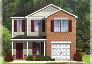WJH is selling this home model starting at $123,000 in Charlotte.