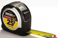 Launch Time 2010: Johnson Level & Tool Tape Measures