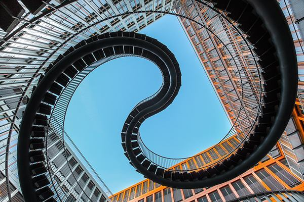 """""""The Endless Staircase"""".Shortlist: Architecture, Open."""