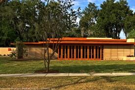 Usonian Faculty House