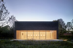 De Maria Pavilion
