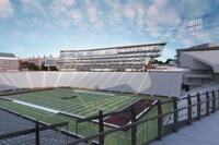 West Pavilion at Nippert Stadium