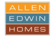 Allen Edwin Homes Logo