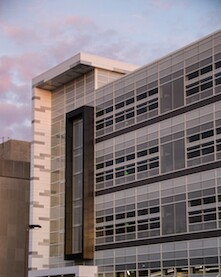 Michigan State University's Bio Engineering Facility