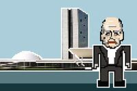 Nineteen More Pixelated Portraits of Starchitects by Federico Babina