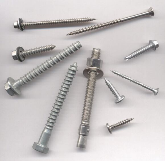 Fasteners and Treated Lumber
