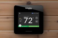 Smart Thermostat Adjusts to Needs