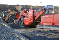 Mobile Cone Crusher from Terex Finlay