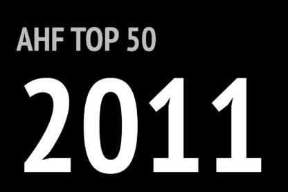 2011 AHF Top 50