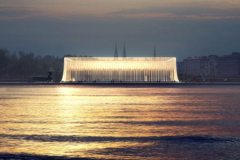 Guggenheim Helsinki Design Competition Shortlist Revealed