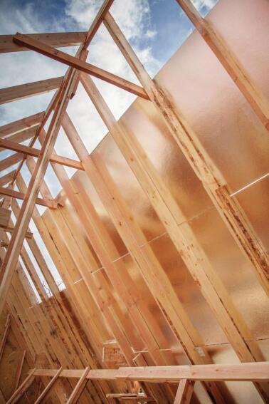 Huber Radiant Barrier Roof Panels ZIP System