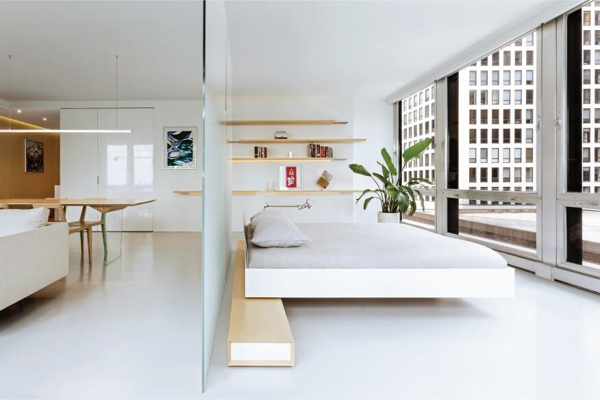 Unit 3E, Vladimir Radutny Architects, Chicago