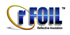 rFOIL/Covertech Fabricating Logo