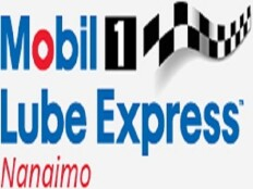 Mobil 1 Lube Express Nanaimo Logo