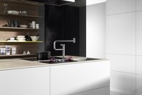 Dornbracht's Pivot Faucet Lets Designers Rethink Kitchen Layout