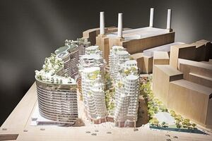 London Collaboration Between Frank Gehry Partners and Foster + Partners Revealed