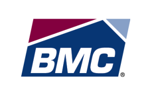 BMC Stock Holding's new logo as of June 3, 2016