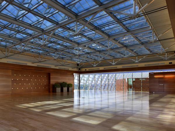 BLT Architects' Hamilton Garden at the Kimmel Center in Philadelphia.