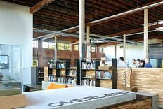 Workspace: Overland Partners | Architects