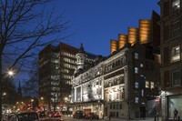 Shaftesbury Theatre Renovation