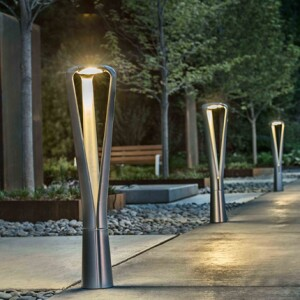 Landscape Forms' FGP Path Light Bollard