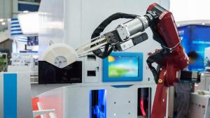 robots take over increasingly sophisticated tasks and responsibilities.