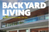Backyard Living Fall 2016