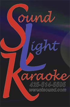 Sound-Light-Karaoke Logo