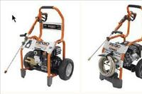 Ridgid Commercial-Duty Pressure Washers