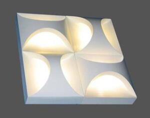 Amanpreet Birgisson's Modular Tile Luminaire System.