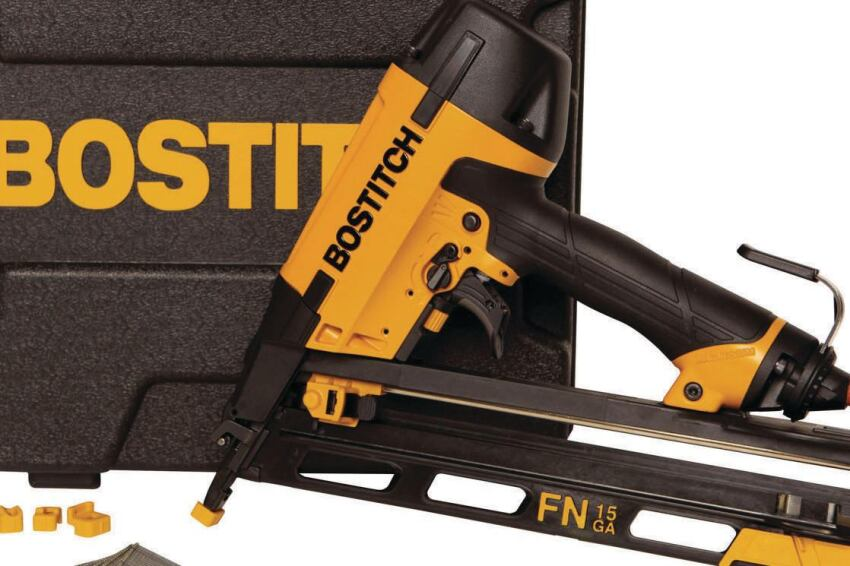 Bostitch N62FNK-2 Nailer