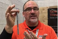 Simpson's New Fast-Driving Timber Hex Screw