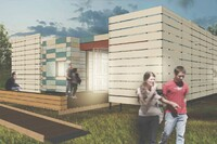2015 Solar Decathlon: ShelteR³