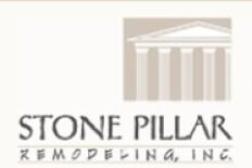 Stone Pillar Remodeling Logo