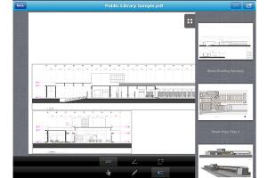 The newest version of Vectorworks Nomad, the mobile application for the company's Cloud Services, was enhanced to make sharing files easier, particularly while at a worksite. Improvements include new redline drawing shapes, a sheet-layer sidebar palette, angle and path measurement modes, improved download and upload performance, and improved annotation text objects. The 2.0 version also allows users to view, measure, and annotate files in an offline mode, allowing them to make adjustments as needed in the field, where an Internet connection may not be available. Nomad 2.0 is available for both iOS and Android devices. Vectorworks Cloud Services is available to members of the company's Service Select subscription program and allows users to share files and make design decision from any location by automatically synchronizing files. The Vectorworks line of software products provides CAD and BIM solutions. vectorworks.net